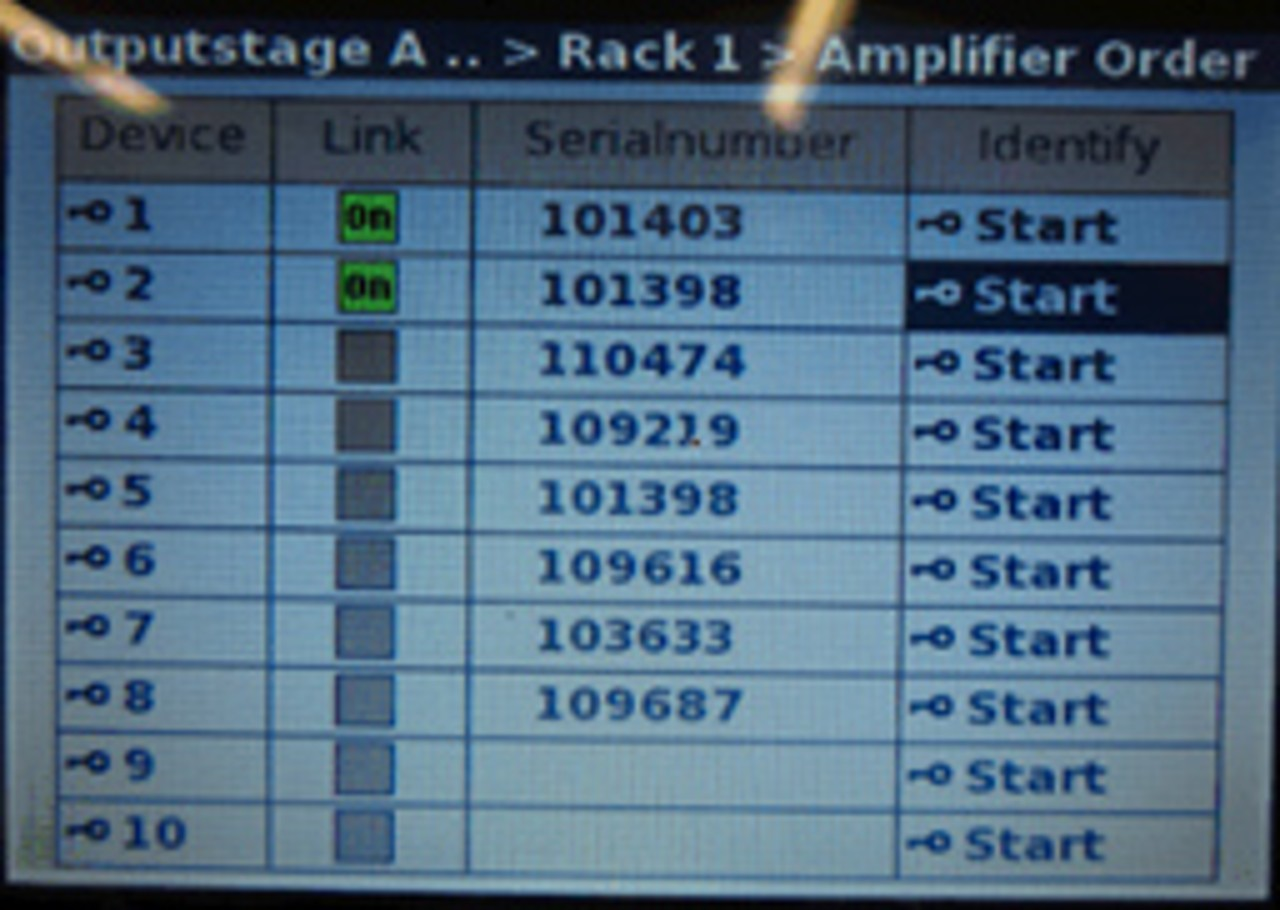 Amplifier Change in R&S transmitters XX8000 with NetCCU800