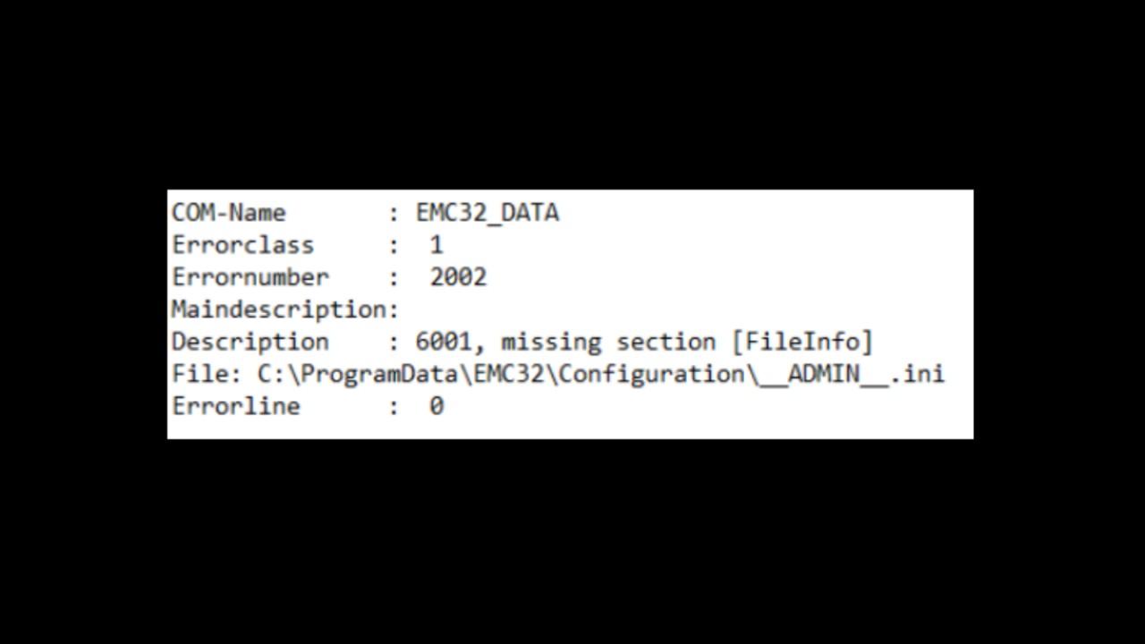 EMC32log.txt