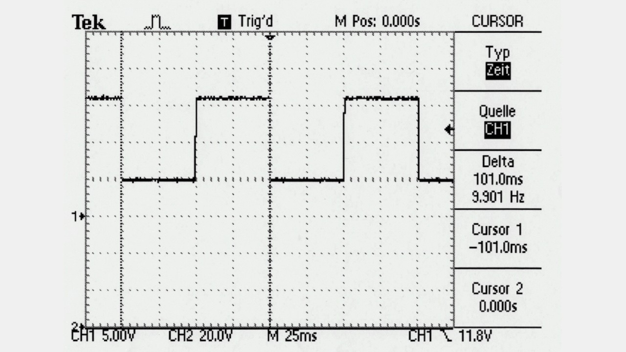 Programming examples for using the NGSM32/10 as a power function generator