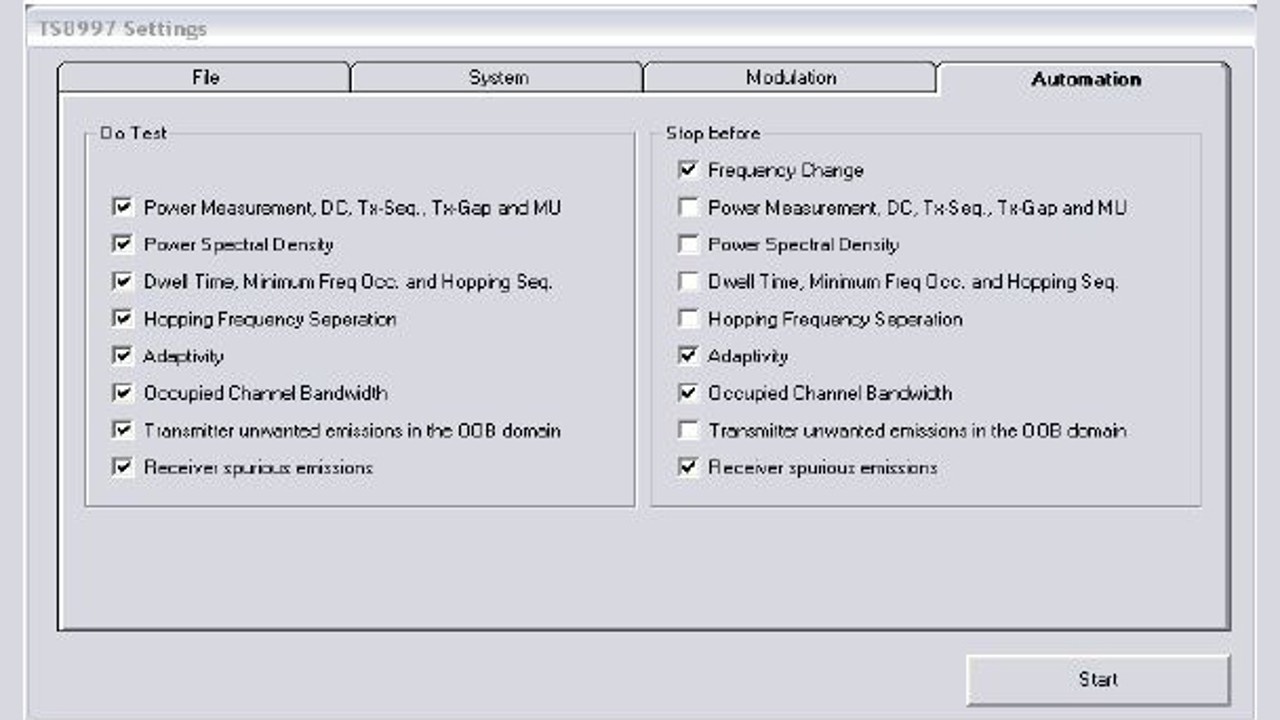 Cannot see receiver blocking in settings menu