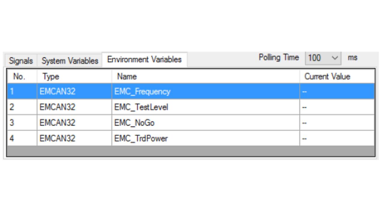 EMCAN software